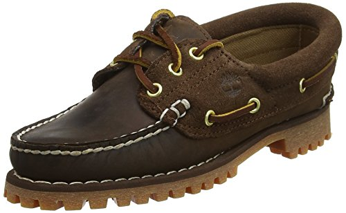 Timberland Damen Noreen 3 Eye Handstitched Bootsschuhe, Braun (Potting Soil Saddleback with Suede 931), 37 EU -