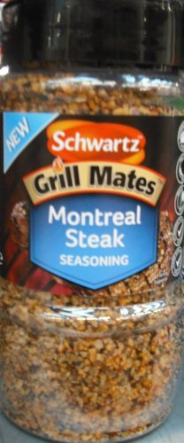 Schwartz Grill Mates Montreal Steak Seasoning - 370gm
