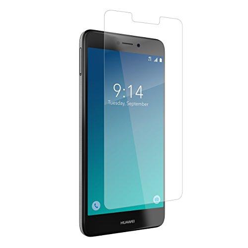 Image of InvisibleShield Glass + Displayschutzfolie (Displayschutz, Huawei, Honor 8Lite/P8Lite, kratzfest, Transparent, 1Stück (S))