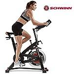 Schwinn-Speedbike-IC7-Bicicletta-Fitness-Telaio-in-Acciaio-Verniciato-a-Polvere-18-kg-volano-PWD-paracolpi