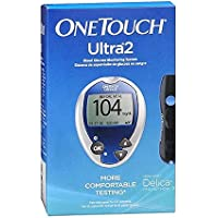 One Touch Ultra 2 Blood Glucose Monitoring System preisvergleich bei billige-tabletten.eu