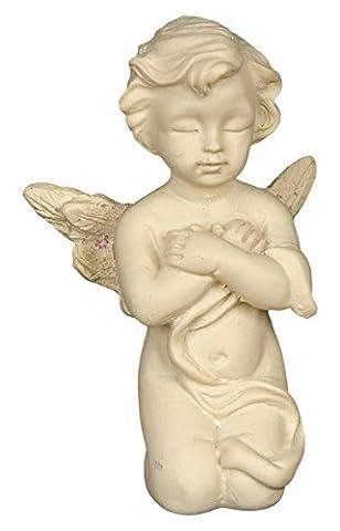 AngelStar Angel of faith Small Cherub Figurine In Mini Gift