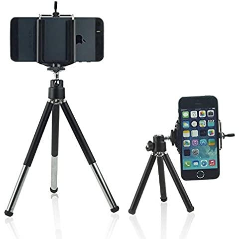 Fone-Case Vivo Y55L Universal Adjustable Tripod Professional Phone Tripod Monopod Stand Mount Holder .