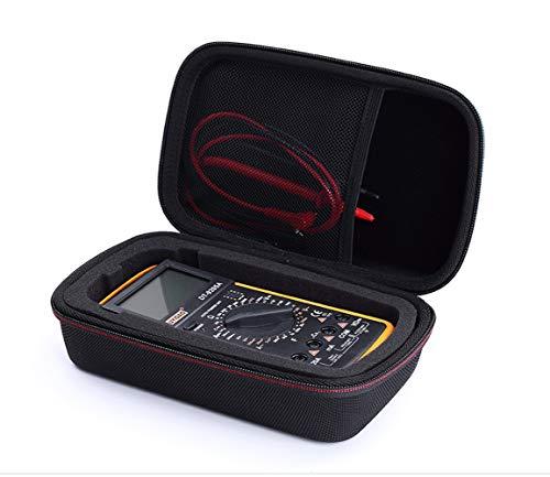 Funda de transporte para Fluke 101/Fluke 115/116/117/113/114/F15B+/F17B+/F18B + Multímetro Digital Neoteck/Morpiloto 6000 y más
