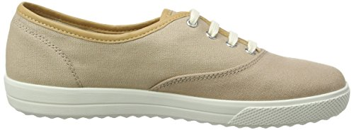 Hotter Damen Mabel Oxfords Beige