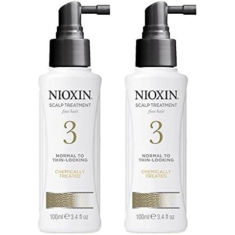 Nioxin System 3Scalp Treatment Set 2x