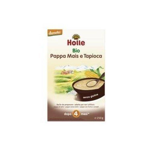 Papilla de Maíz y Tapioca Bio 250 gr de Holle
