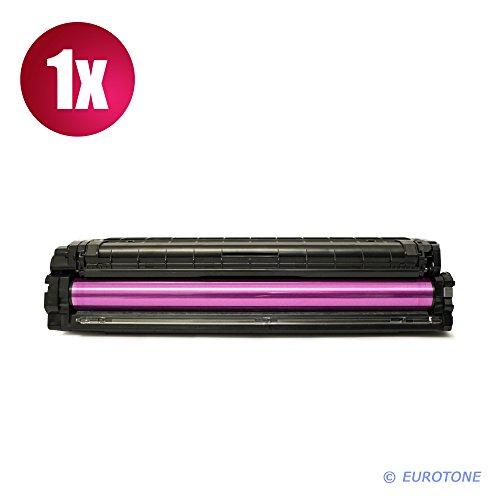 Preisvergleich Produktbild 1x Eurotone Toner für Samsung Xpress C 1810 1860 fw W Premium Line ersetzt CLT-M504S