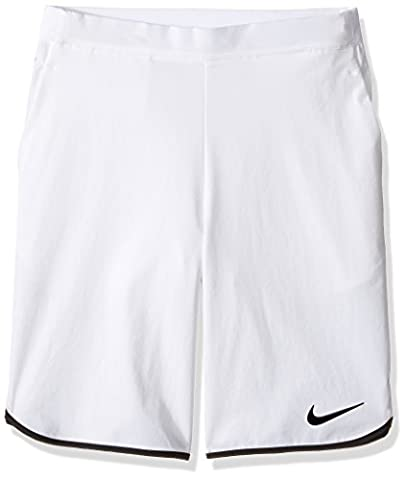 Nike Jungen Oberbekleidung Gladiator Shorts, weiß, L, 724436-100