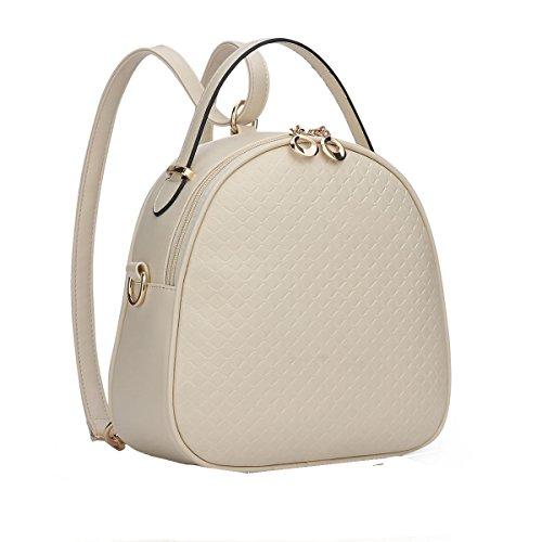 Yy.f Borse Borsa A Tracolla Messenger Bag Wild Bun Lady Zaino College Vento Borsa A Tracolla Minimalista Multicolore Moda Cremisi