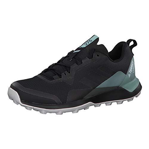 adidas Damen Terrex CMTK GTX W Trekking-& Wanderhalbschuhe, Grau (Carbon/Negbás/Vercen 000), 37 1/3 EU