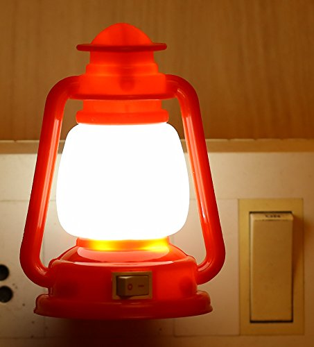 Decorative Colorful LED Night Lamp Wall Light Lamp Bed Lamp Home Decor Indian Pin  available at amazon for Rs.145