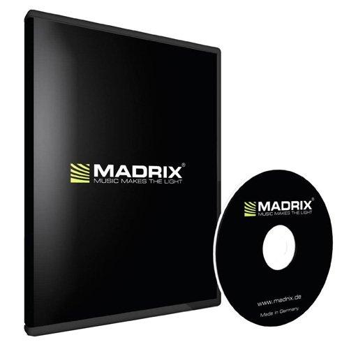 photo entrée - logiciels w. 4x sortie DMX512