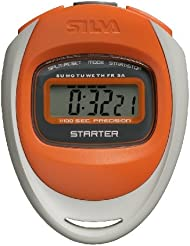 Silva Stoppuhr Stop Watch Starter, Orange, 30-0000056066