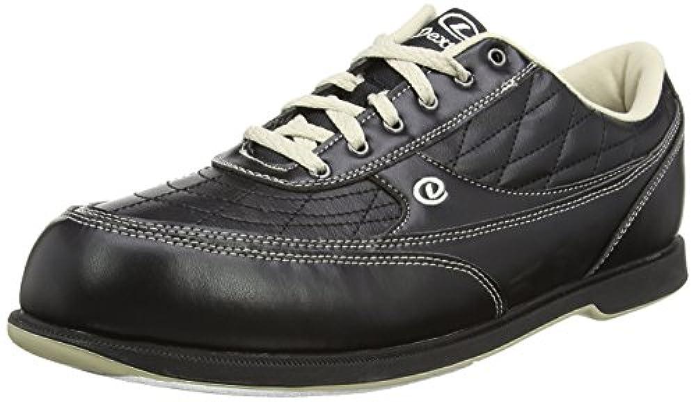 Dexter Men's II Turbo Bowling-Schuhe, Schwarz, Khaki, US: 15, 13: