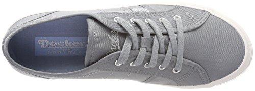 Dockers by Gerli Damen 42fy201-700620 Sneaker Blau (Baby Blau 620)