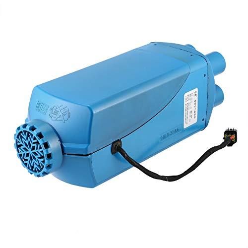 Lorenlli 12V 5000W LCD Schalter Vehículo Calefactor de Aire Diesel para Autos Camiones Yates Barcos Casas rodantes Calefactor de estacionamiento de Aire Fácil de Instalar