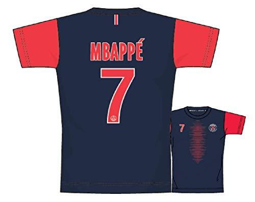 3f63e917ff PSG T-Shirt MBAPPè Maglia Ufficiale Uomo Adulto Bambino Maglietta Paris  Saint Germain TSMBAPSG (