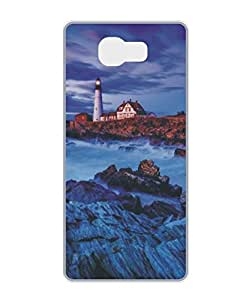 Techno Gadgets Back Cover for Samsung Galaxy A7 (2016)