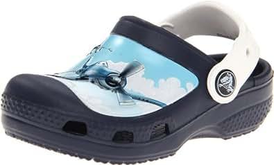 crocs CC Planes Clog 15343-410-105, Jungen Clogs & Pantoletten, Blau (Navy 410), EU 19-21 (UKC4-5)