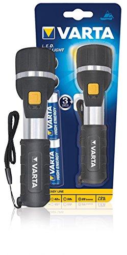 Varta Easy Line LED Day Light–Pack von 6Taschenlampen