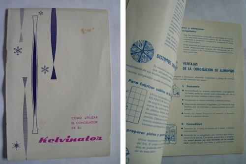 catalogo-publicitario-como-utilizar-el-congelador-de-su-kelvinator-by-kelvi