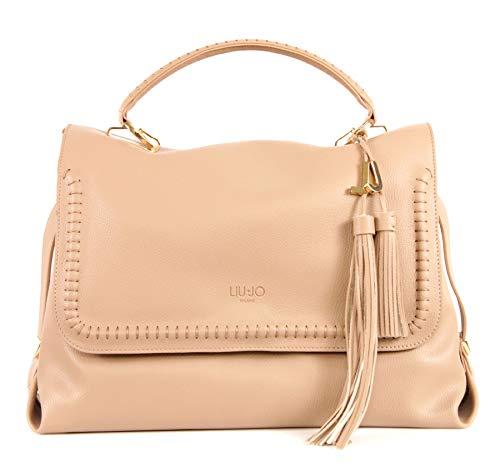 Liu Jo Jeans Borsa Hand Bag L Moscova A68012E0532 Arenaria