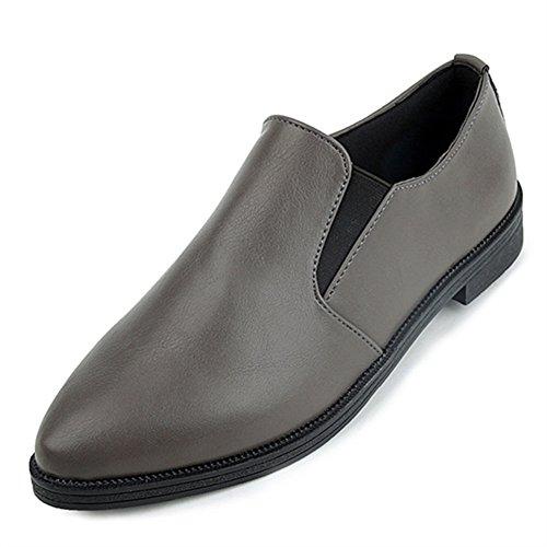 Europäische Modeschuhe/Wies Toe Schuhe/Flache Halbschuhe und Freizeit B