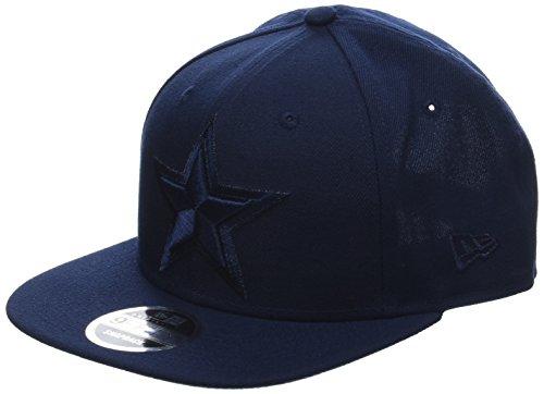 New Era Herren 9FIFTY Snapback Metallic Mark Dallas Cowboys NFL Cap, DK Blue