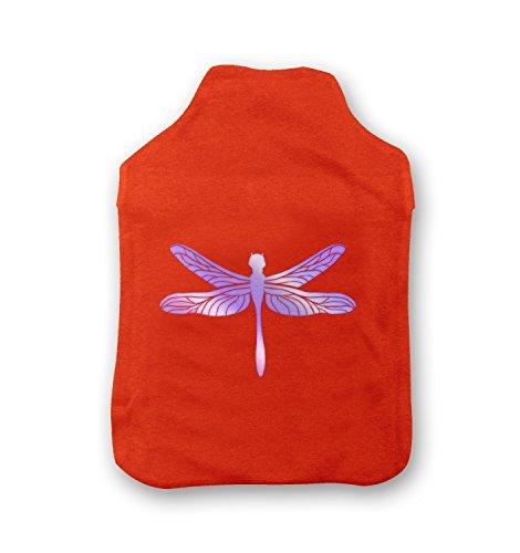 opal-dragonfly-hot-water-bottle-cover-orange-water-bottle