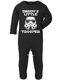 Original Stormtrooper Daddys Little Stormtrooper Baby and Toddler Romper Suit