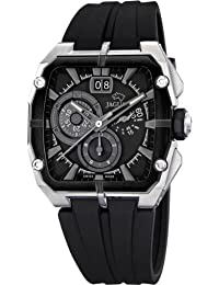 Reloj hombre JAGUAR CAB.CRONO ACE.COR.ESF.NEGRO. J637/B