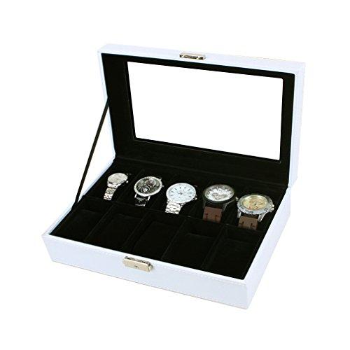 9d16f5a91ac8 KYD Reloj De Mujer Caja De Almacenamiento