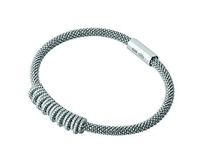 Links of London Star Dust Sterling Silver Crown Bracelet