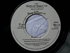 "MUSICAL YOUTH Youth of Today UK 7"" 45"