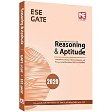 Reasoning & Aptitude for GATE 2020 and ESE 2020 (Prelims) - Theory and Previous Year Solved Papers