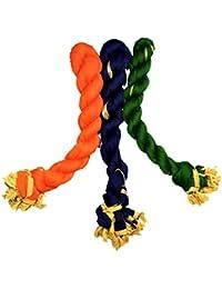 Dupatta (Weavers Villa Set Of 3 Multicolor Chiffon Dupattas (70 Different Colour Set Combinations Available)) - B06XCQB1R4