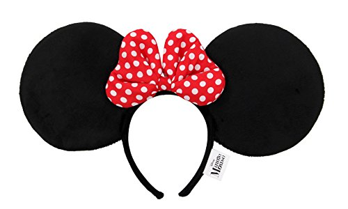 Oversized Minnie Ears Headband
