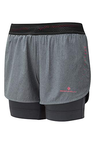 5de1237b83 Ronhill Infinity Marathon Twin Women's Sackartige Shorts - AW18 - Small