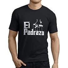 Tuning Camisetas - Camiseta divertida para Hombre - Modelo Elpadrazo