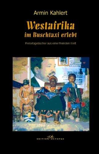 Cover »Westafrika - Im Buschtaxi erlebt«