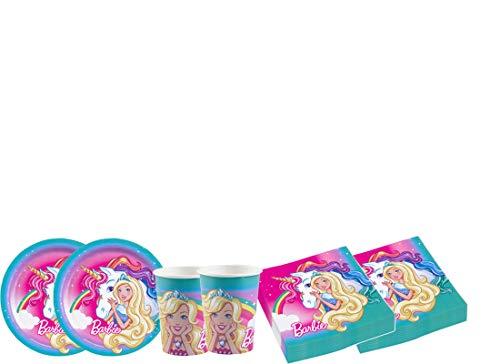 pro cos kit - A Fête d'anniversaire Barbie dreamtopia