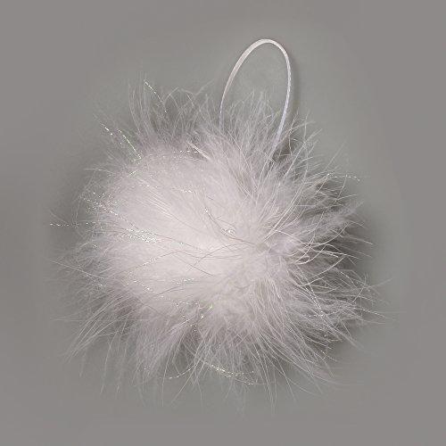 boule-deco-plume-et-paillette-oe-3-cm-blanc-rayher