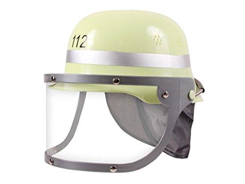 für Kinder Erwachsene Helm Spielzeug-Helm Kunststoff klappbares Visier 183 ()