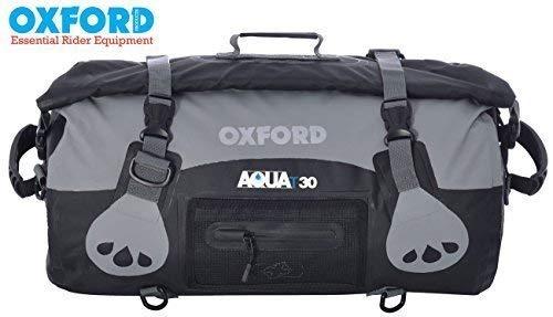 Aqua Motorrad-Tasche Oxford, wasserdicht, 30l