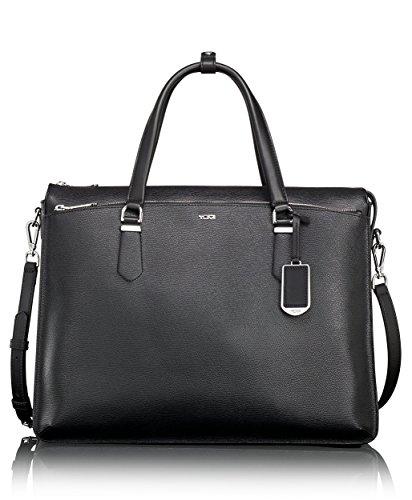 Tumi Sinclair, Nita Aktentasche, 24 x 38 cm laptop, Black, 079395D (Notebook Tumi)