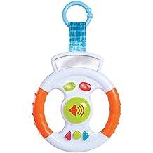 Volante musical para bebé con luz y sonidos
