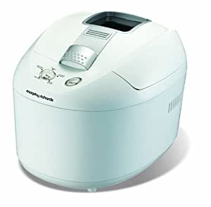 Morphy Richards Daily Loaf 48330 Breadmaker - White