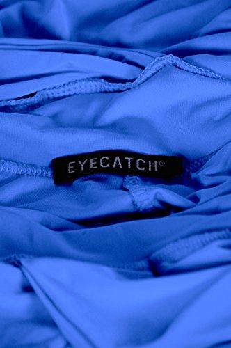 EyeCatch - Nicole Licou Cou Robe Bleu - Turquoise