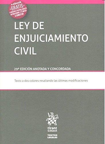 Ley de enjuiciamiento civil por Juan . . . [Et Al. ] Montero Aroca